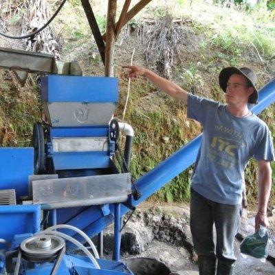 画像4: コスタリカ・ラ・コンチャ農園 中煎り (250g入)